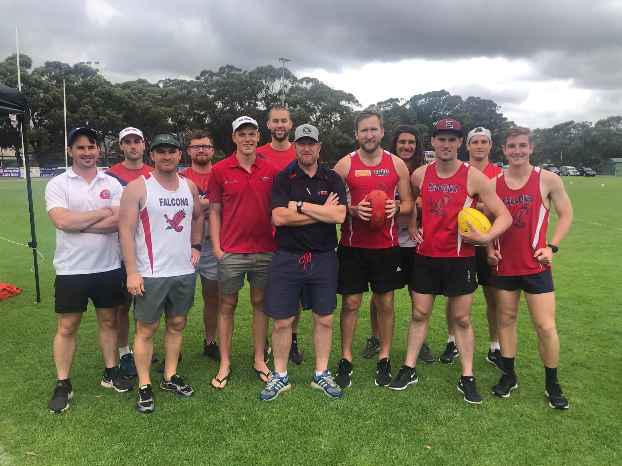 Russell Veenvliet new coach of Flagstaff Hill Football Club