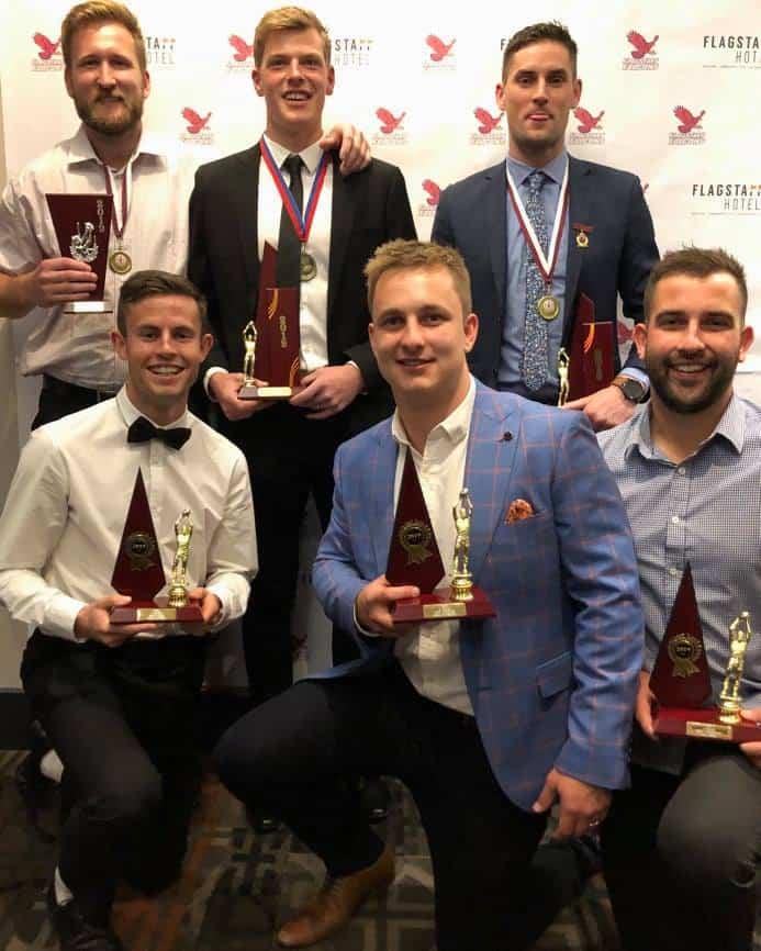 2019 Senior Trophy Winners